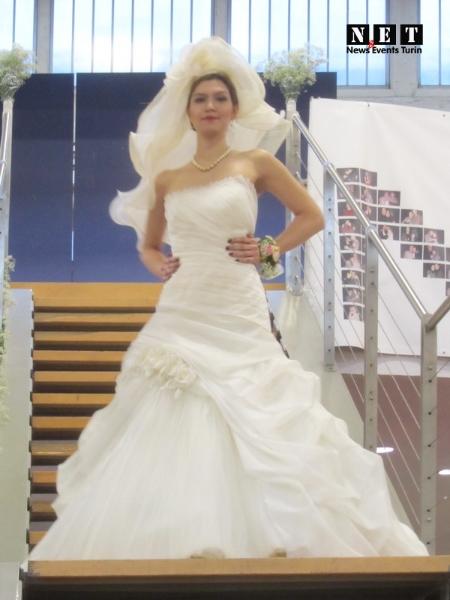 Итальянская свадебная одежда Турин