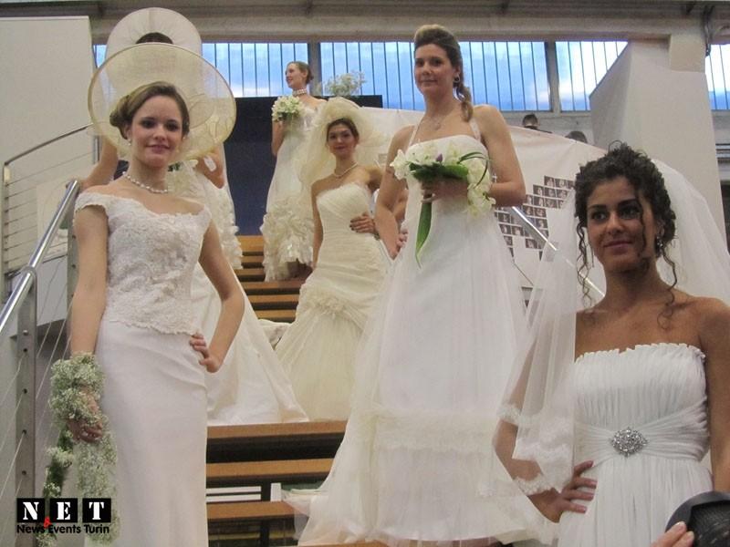 Lingotto Moda Spose Torino abiti Vintage video foto NET Elia Tarantino