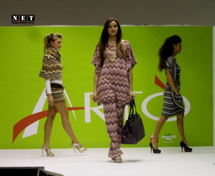 Красивая винтажная одежда от туринских модельеров Италия Турин