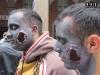 Due zombie spaventosi