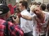 Sta fotografando un zombie Torino