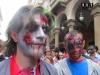 Turin zombiewalk parata