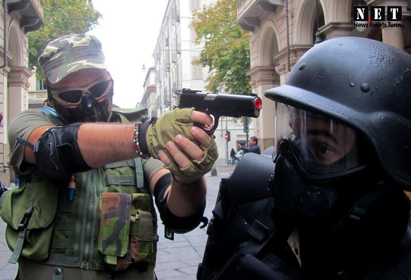 Guerra Zombie Torino