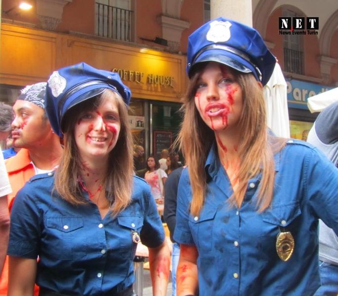 Ragazze Zombie Torino