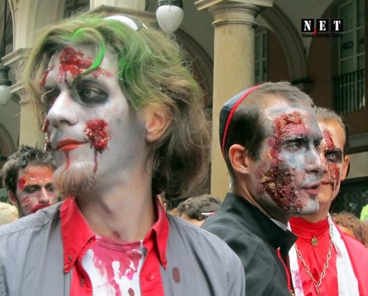 Zombie film Torino