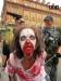 Faccia di Zombie Torino