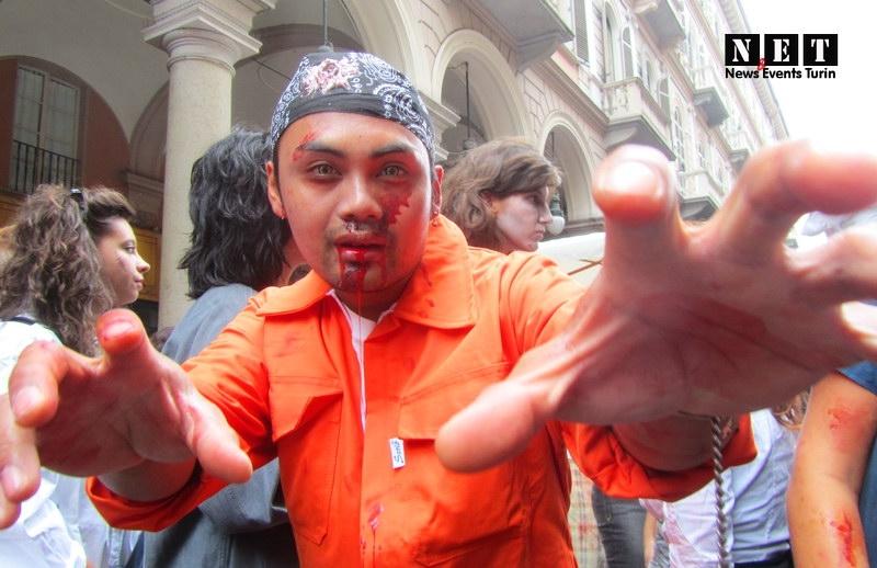 Zombie Walk Italy Turin