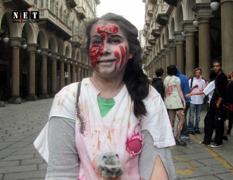 Una bella Zombie