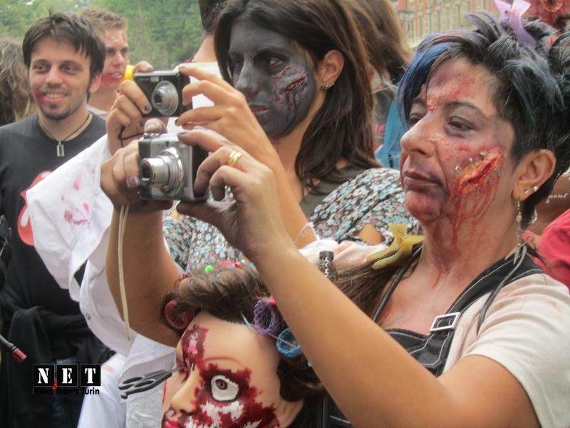 Zombie fotografo