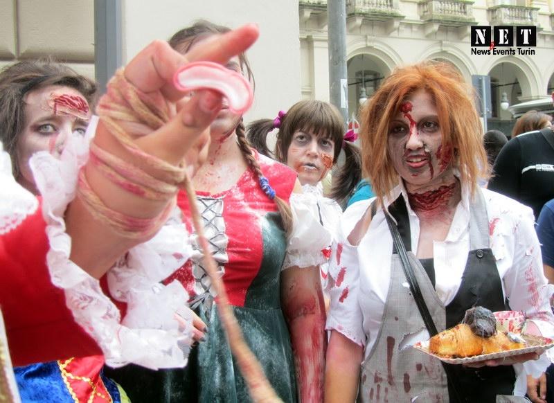 Cibo di zombie Torino