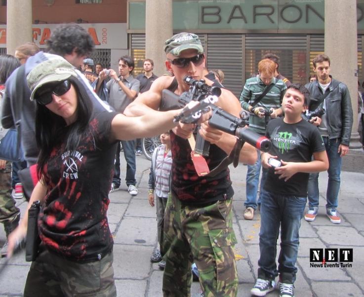 Zombie armati