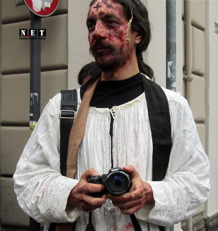 Jesu Zombie Walk Torino