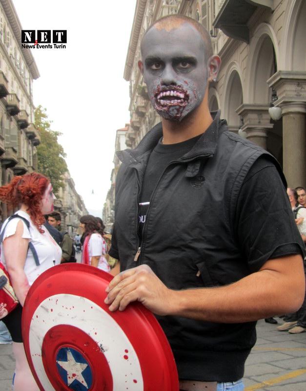 Bellissimo Zombie Italia Torino