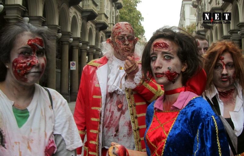 Zombie Italia Torino via Garibaldi