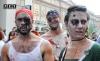 Flint Zombie Walk! Curious