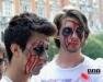 Италия Зомби на улице