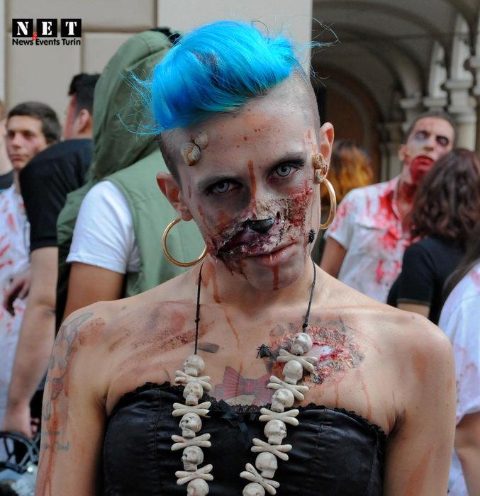 Torino City Zombie Walkers!