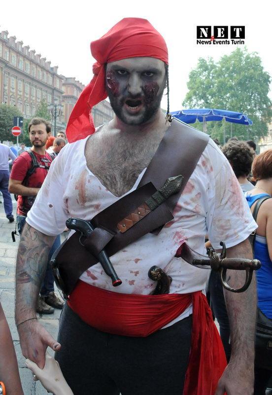 Zombie Walk - Saturday,