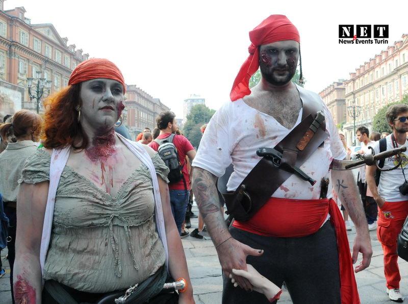 Zombie Walk - Sandy