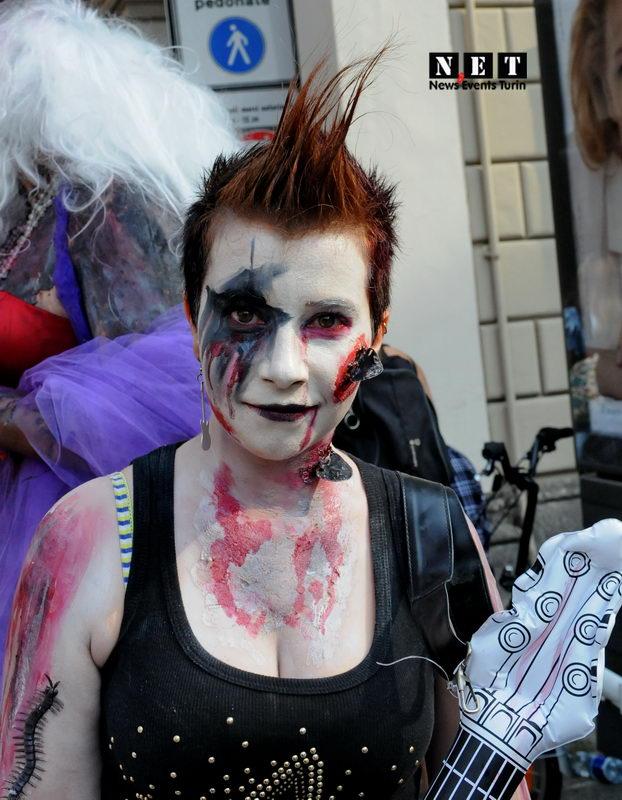 Zombie Walk Website