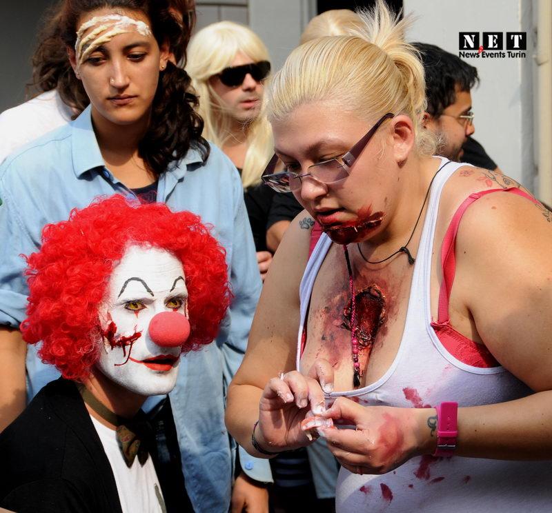 Zombie games Italy