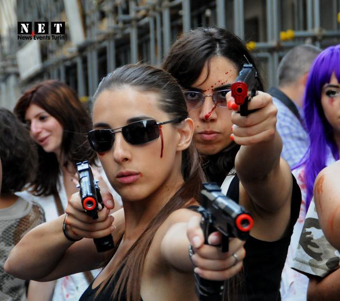 Spara Zombie a Torino 2013