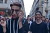 Парад зомби Турин Италия 2015