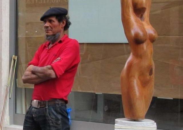 Выставка продажа картин в Турине художники