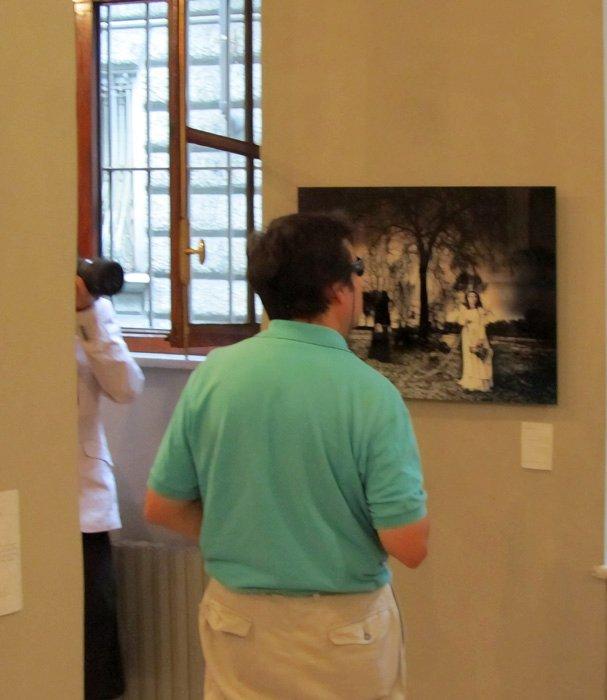 "Фото выставка в Турине Angela Loveday - ""Demoni e meraviglie"""