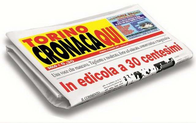 Рекламная компания Туринской газетыCronaca Qui