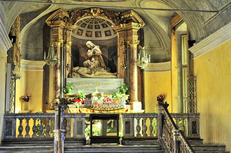 Турин Италия достопримечательности барокко церковь Святого Лаврентия