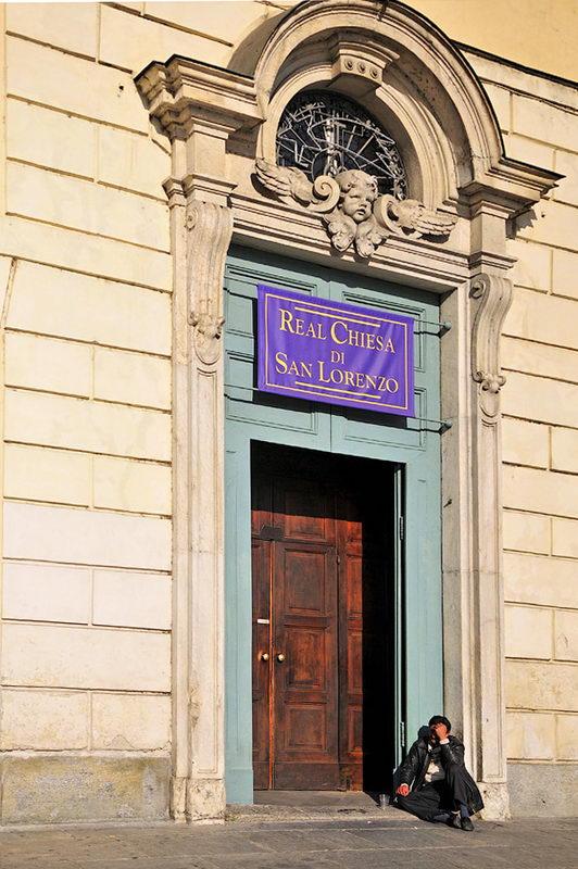 Достопримечательности Турина церковь святого Лаврентия отзывы туристов
