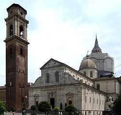 Кафедральный собор Турина фото достопримечательности