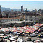 Центральный рынок Турина – Porta Palazzo.