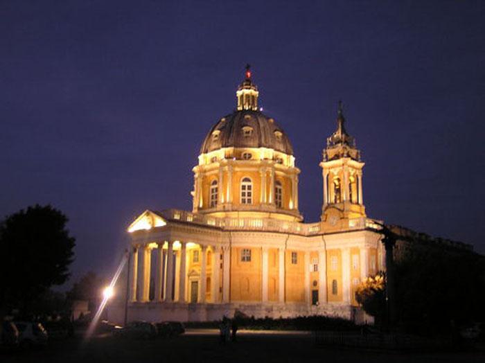 Базилика ди Суперга в Турине