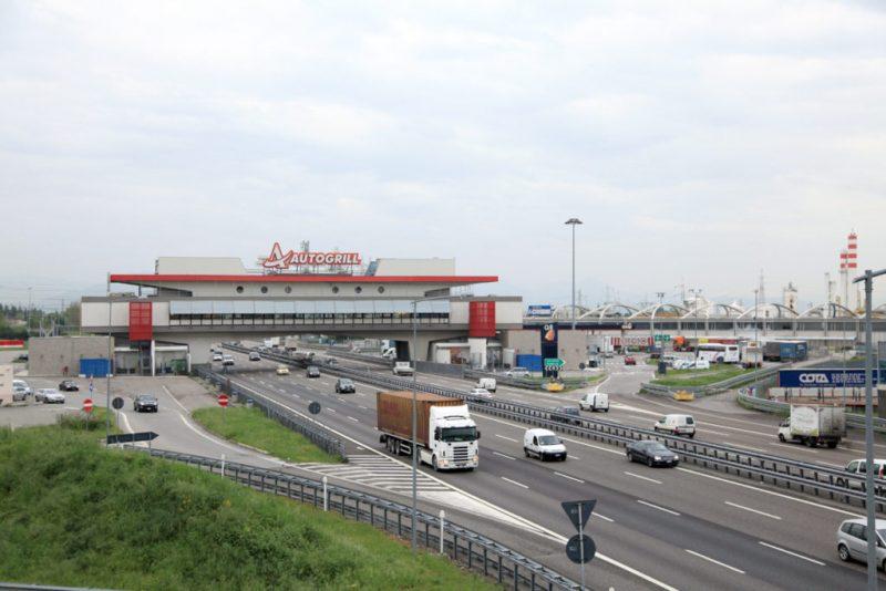 Как попасть в Турин на машине автострада