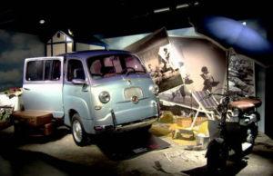 Знаменитый национальный музей автомобилей в Турине