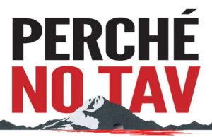 NO TAV - что это? Турин Пьемонте нет высокоскоростных поездам