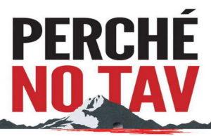 Италия Турин - NO TAV что это?