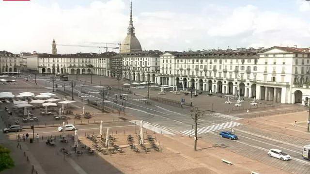 Турин онлайн - Веб-камеры Турина