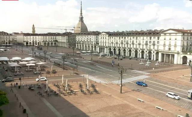 Турин онлайн - Веб-камеры Турина.