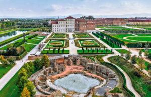 Королевский дворец Венария Реале в Турине Reggia di Venaria