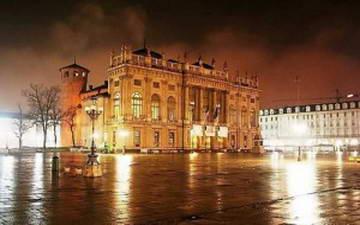 Дождь в Турине смотреть видео от News Events Turin