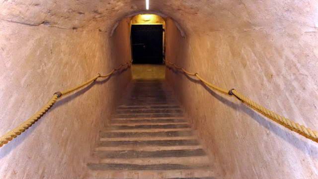Подземный Турин экскурсия - Подземелья Турина.