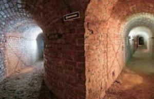 Подземный Турин экскурсия - Подземелья Турина