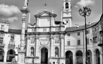 Королевский дворец Venaria Reale Турин