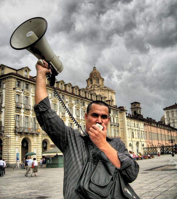 Свидетели Иеговы из Румынии в Италии Турин