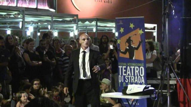 10° Международный фестиваль Уличного Театра в Турине — Фото и видео