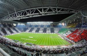Новый стадион Ювентуса