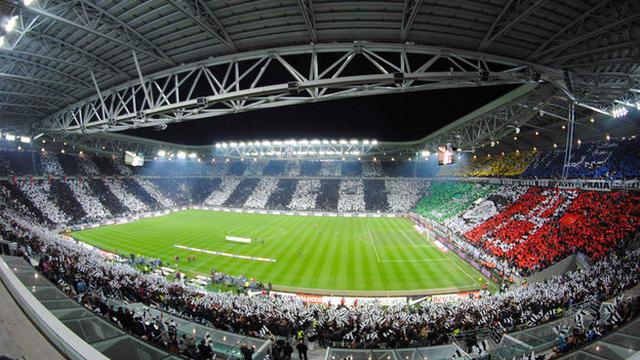 Турин представляет новый стадион Ювентуса